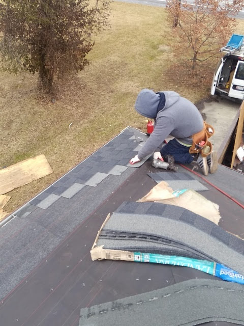 Marshall\'s Roofing & Contracting - Columbia, MD