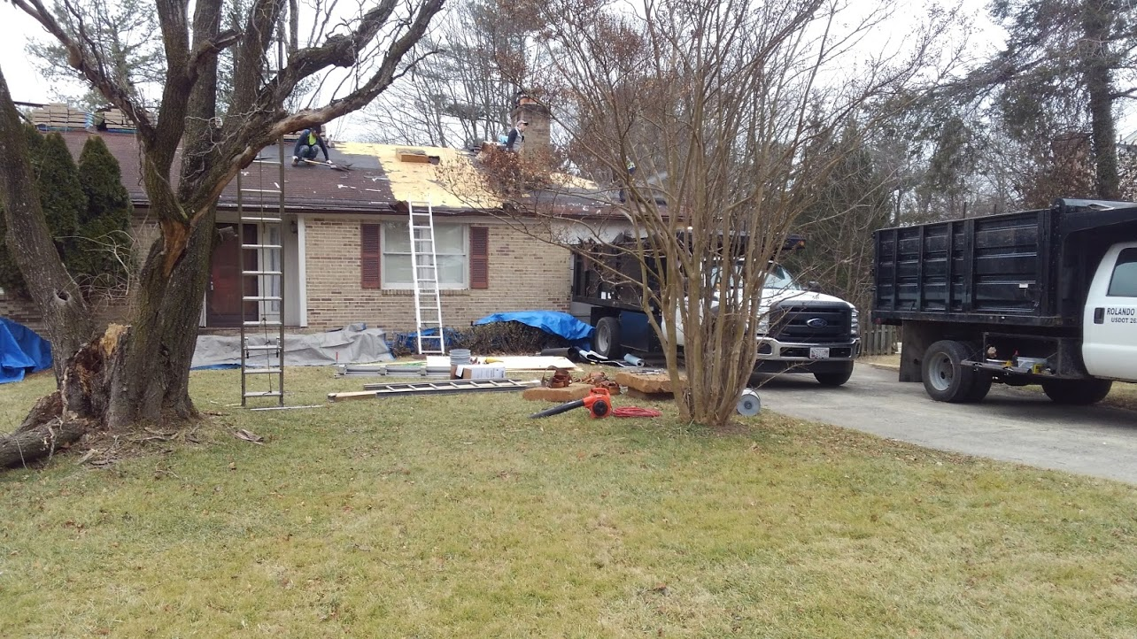 Marshall\'s Roofing & Contracting - Elkridge, MD