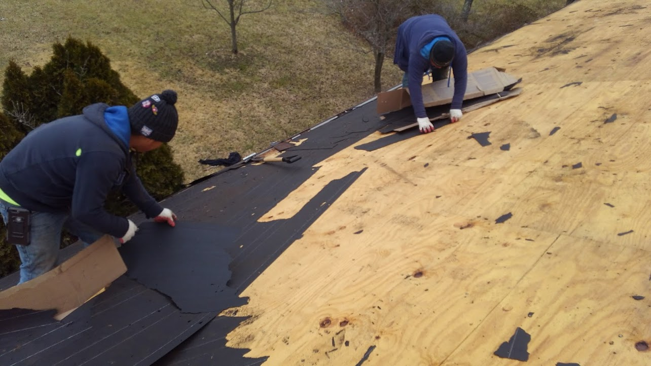 Marshall\'s Roofing & Contracting - Annapolis, MD