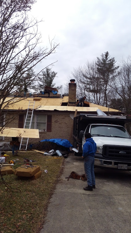 Marshall\'s Roofing & Contracting - Braddock Heights, MD