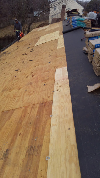 Marshall\'s Roofing & Contracting - Riverwood, MD