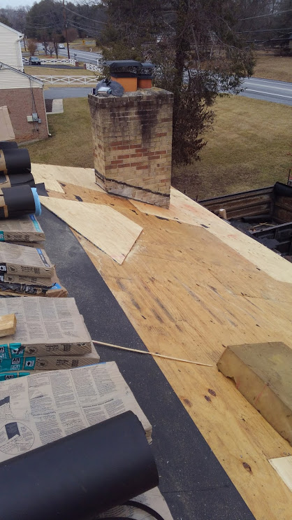 Marshall\'s Roofing & Contracting - Glenwood, MD
