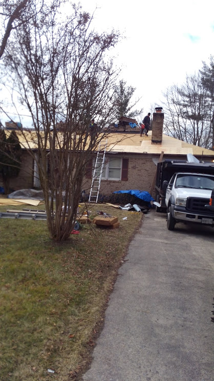 Marshall\'s Roofing & Contracting - Ladiesburg, MD