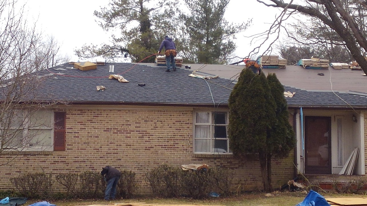 Marshall\'s Roofing & Contracting - Jessup, MD