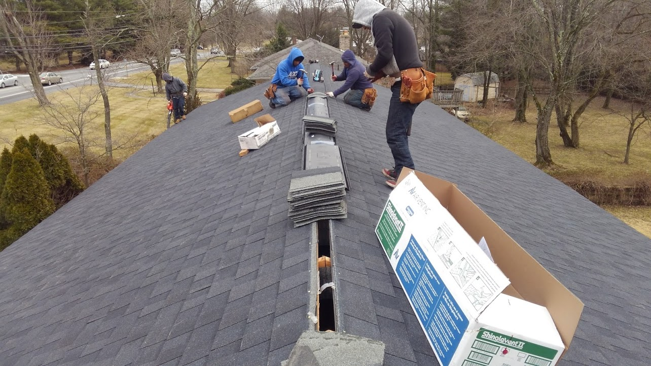 Marshall\'s Roofing & Contracting - Clarksville, MD