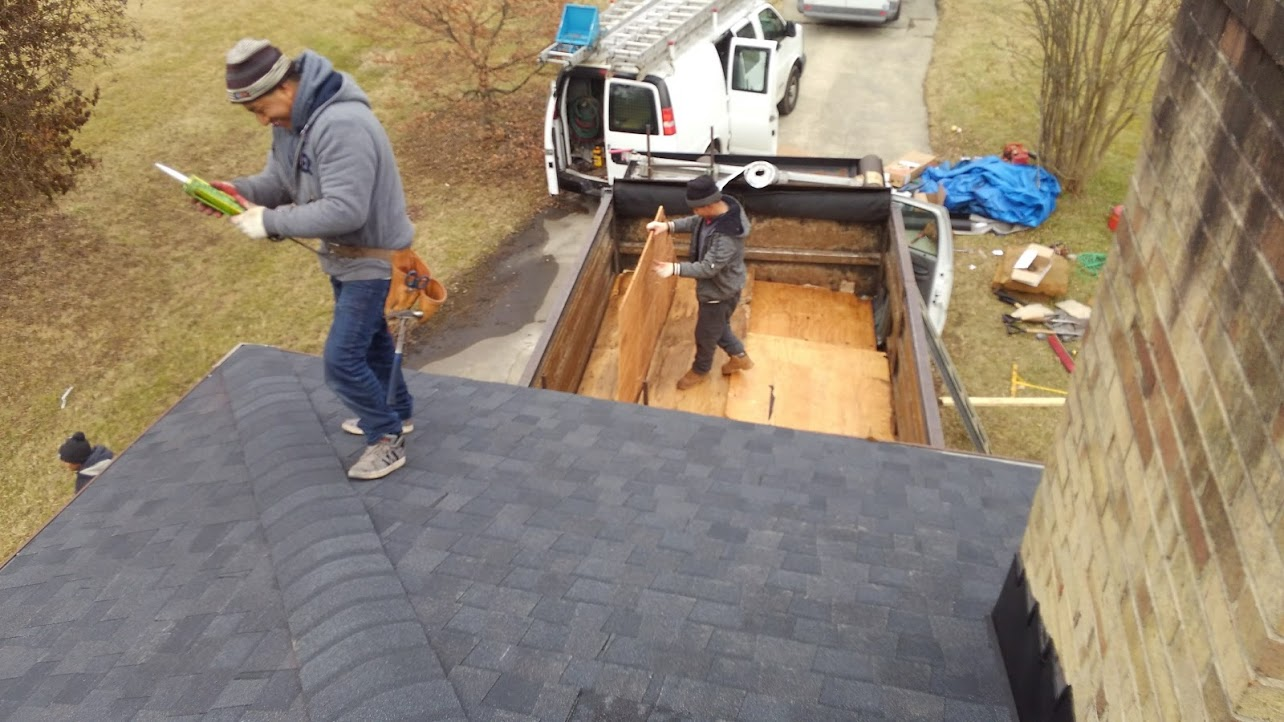 Marshall\'s Roofing & Contracting - Fulton, MD