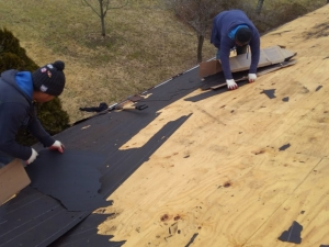 Marshall's Roofing & Contracting - Annapolis, MD